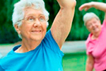 Exercise programs for the more mature